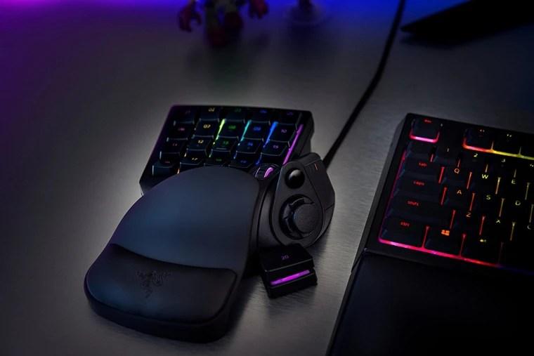 Best gaming gear: best gaming keypad, Razer keypad