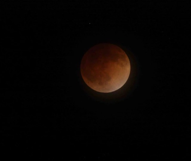 Image Full Lunar Eclipse
