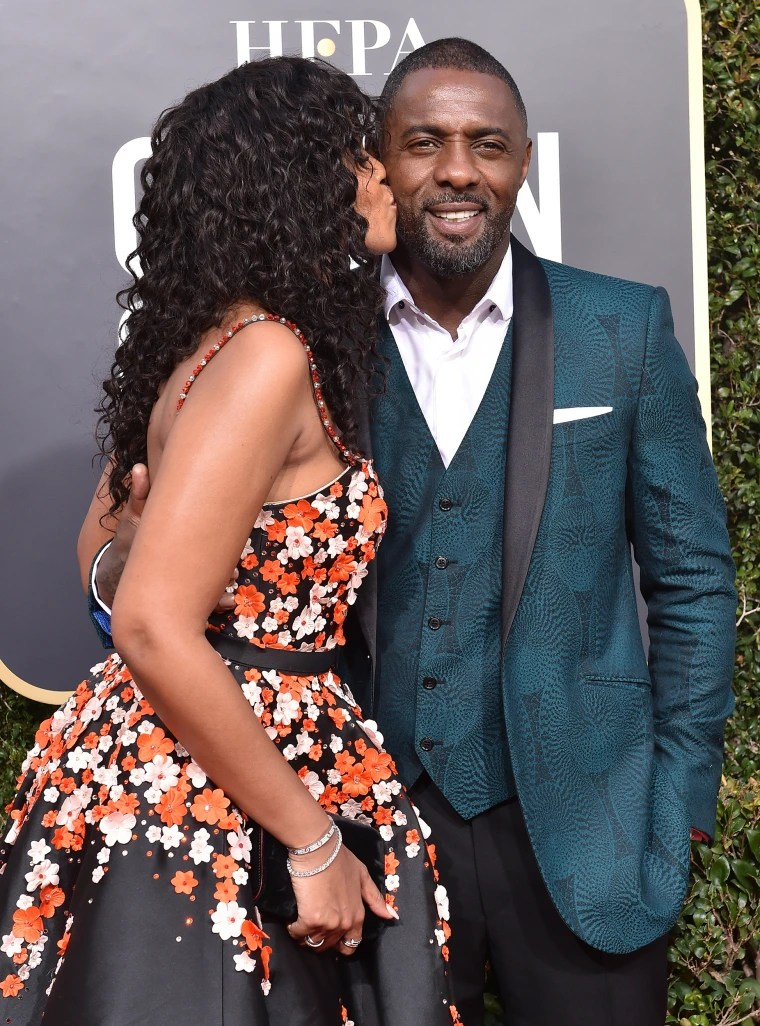 Idris Elba Sabrina Dhowre : idris, sabrina, dhowre, Idris, Sabrina, Dhowre, 3-day, Moroccan, Wedding, Celebration