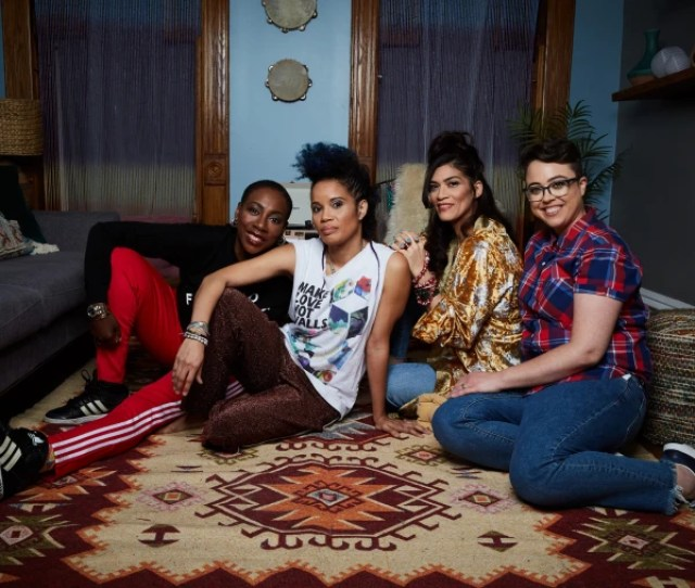 Motherstruck Series Explores How Queer Women Of Color Are Redefining Family