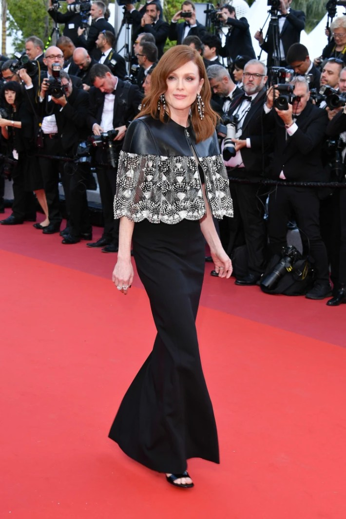 Julianne Moore Cannes red carpet, Cannes Film Festival 2019, Cannes Film Festival 2019 red carpet