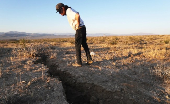 Powerful Southern California Earthquakes Trigger Fears Of