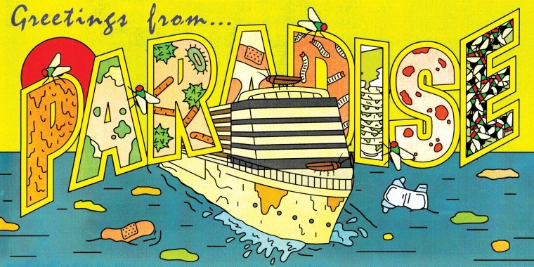 cruise ship nightmare after