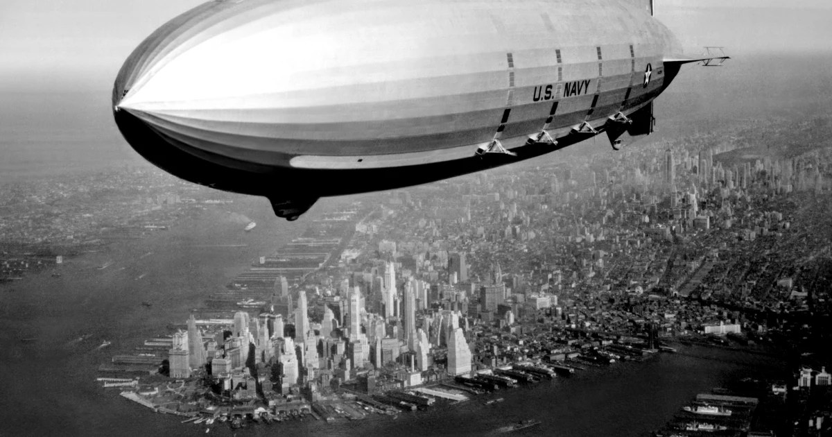 Zeppelins Stopped Flying After The Hindenburg Disaster Now Scientists Want To Bring Them Back