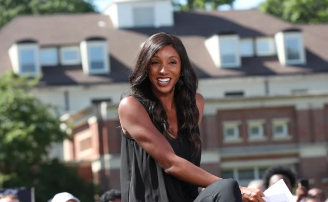 Espn S Maria Taylor Has A Message For Women Who Want To
