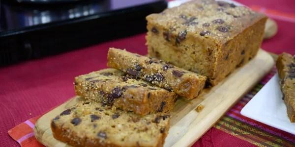 Siri Daly's Slow-Cooker Banana Bread