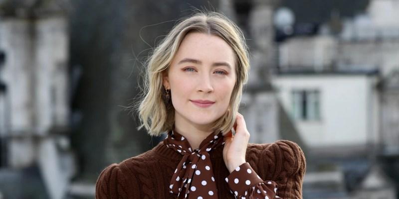 Oscars 2020: Saoirse Ronan debuts new bangs on red carpet