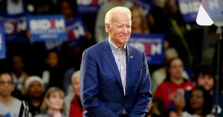 After a Tumultuous Month of News, Biden Maintains National Lead Over Trump