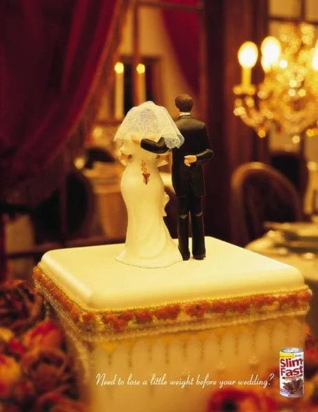 Fat bride cake toppers cute or mean  TODAYcom