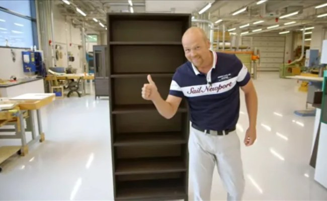 Ikea To Have Furniture You Can Assemble In Less Than 5 Minutes