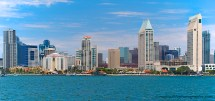 Coronado San Diego Downtown Skyline