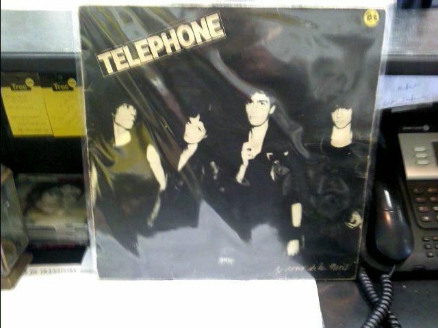 DISQUE 33T TELEPHONE Doccasion