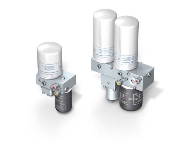 Tillbehör och delar till kompressorer Rotorcomp