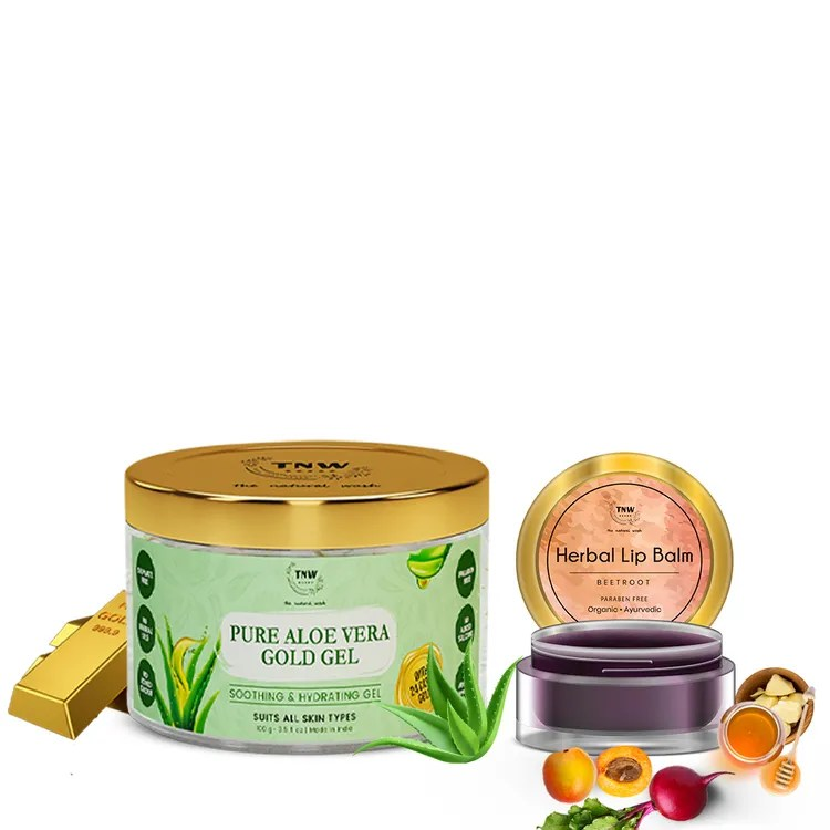 Buy TNW – The Natural Wash Pure Aloe Vera Gold Gel and ...