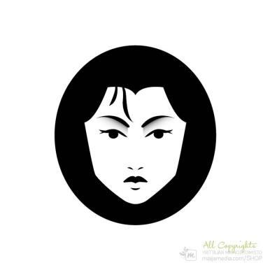 Logo: Vahva - Suunnittelija Veera Arstio