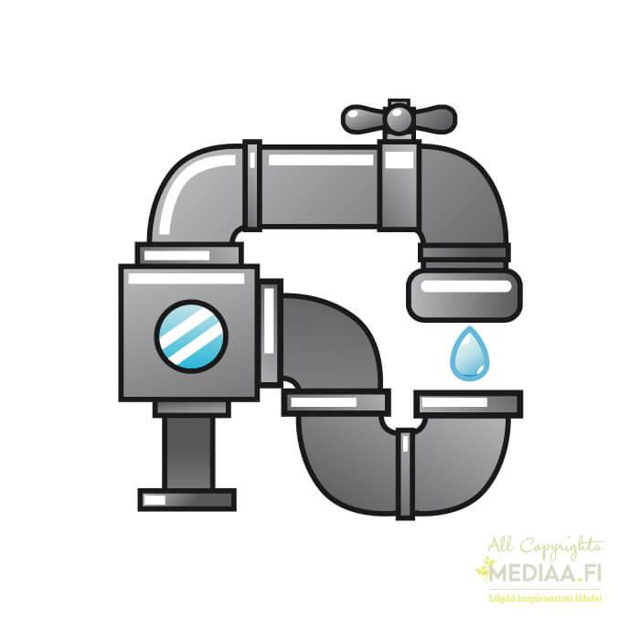 Logo: LVI - Suunnittelija Simon Geisor