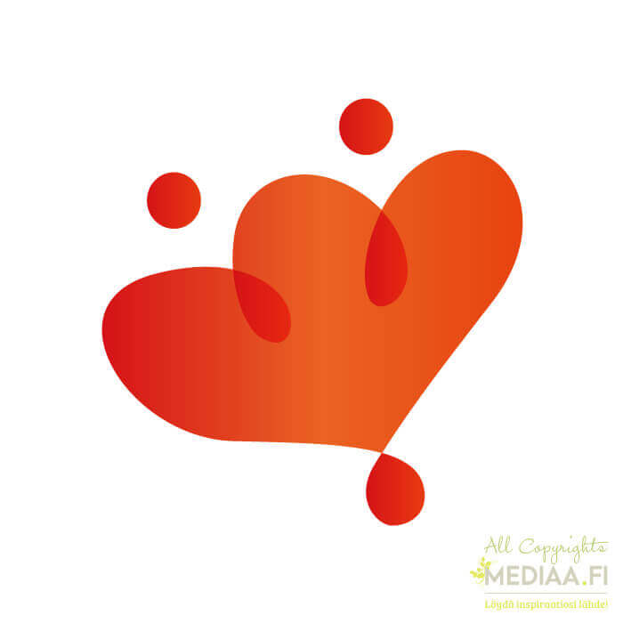 Logo: Naisperhonen - Suunnittelija Maija Luomala