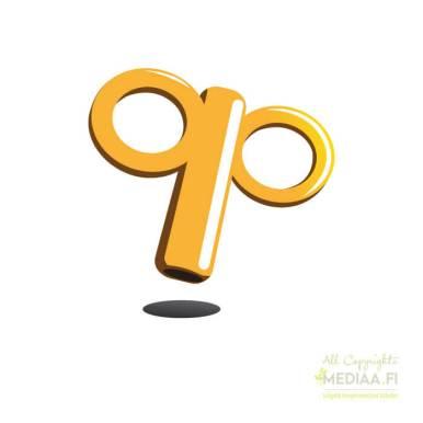 Logo: Ratkaisu - Suunnittelija Simon Geisor