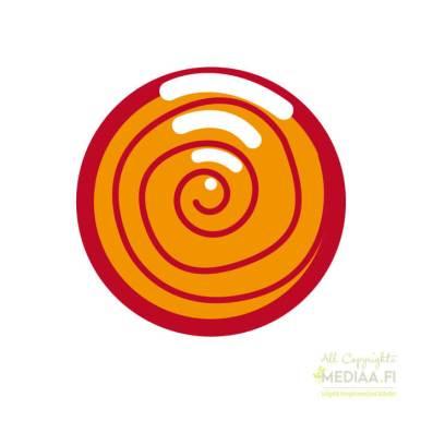Logo: Tivoli - Suunnittelija Simon Geisor