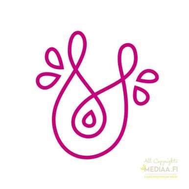 Logo: Turva - Suunnittelija Maija Luomala