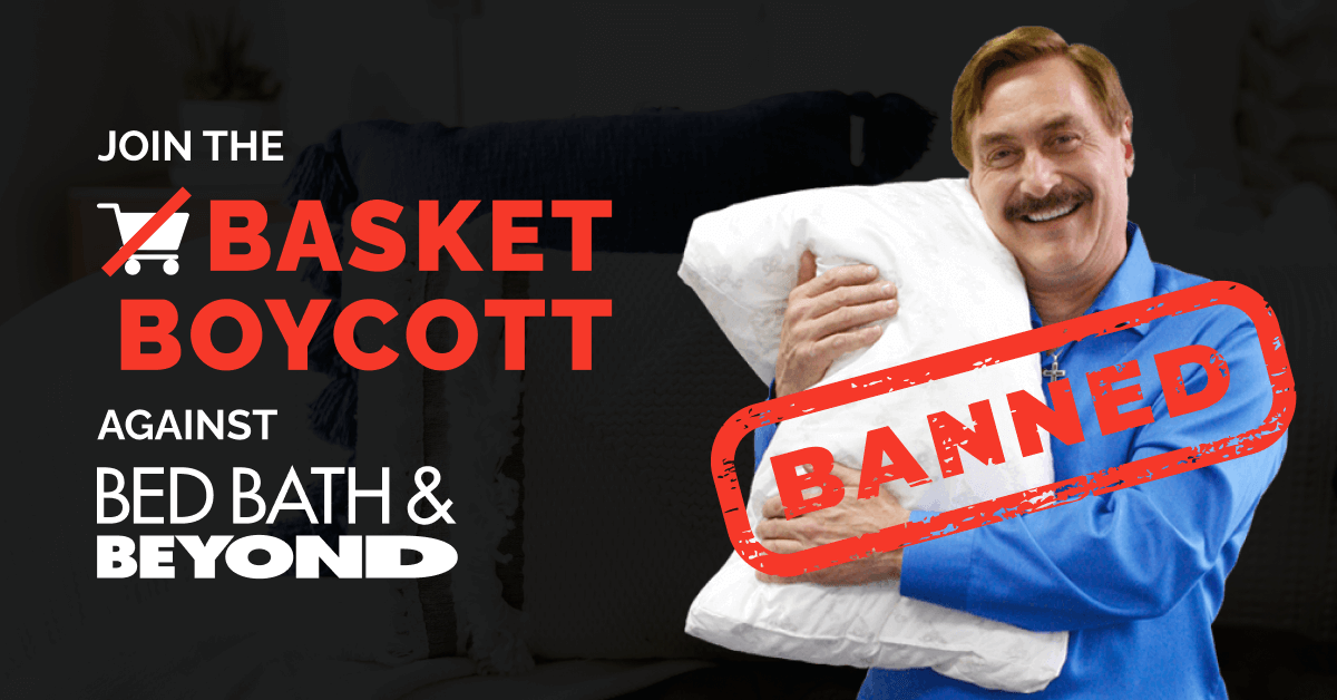 sign the petition to demand bed bath