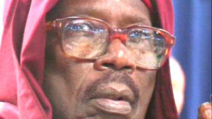 L'hommage de imam Madiop au penseur du siècle