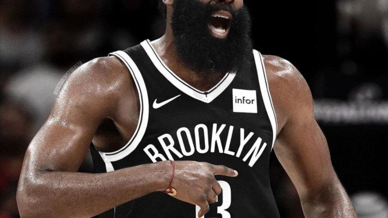 Officiel : James Harden débarque à Brooklyn Nets