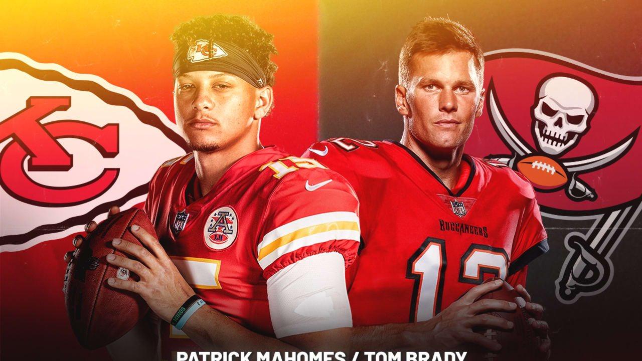On aura une finale de Superbowl tant attendue, Patrick Mahomes vs Tom Brady