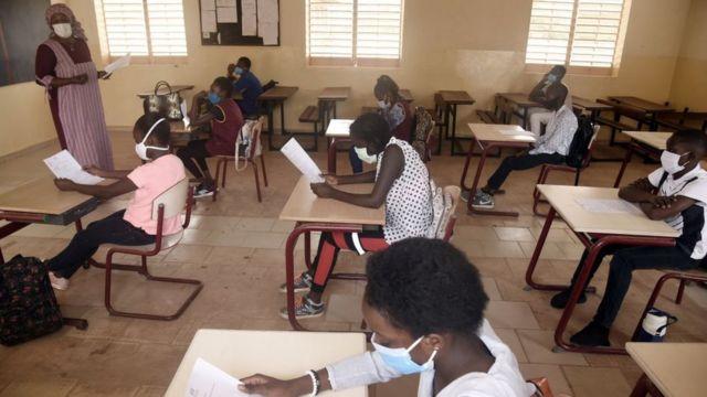 Baccalauréat général : les «tricheurs» du centre d'examen de Pékesse relaxés