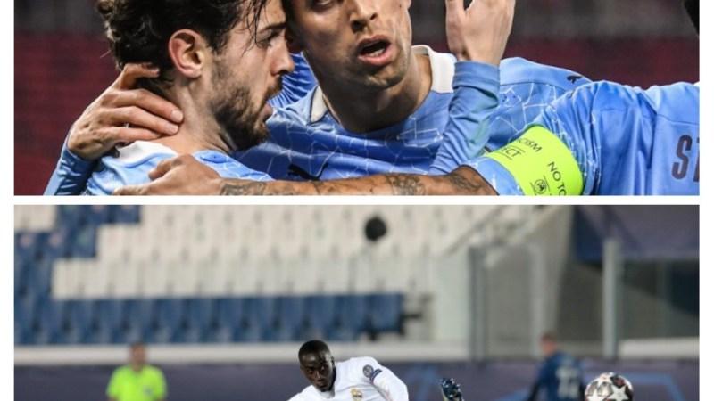 Ligue des Champions : City et Real battent respectivement M'Gladbach et Atalanta