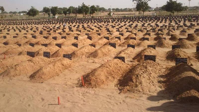 Variant Delta : une panoplie d'inhumation s'enchaîne au cimetière de Yoff, Touba toujours dans les standards