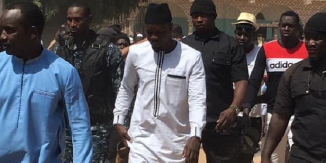 Pastef-Dakar : Ousmane Sonko recadre ses alliés