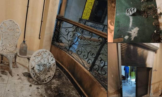 Rufisque : La maison du député Seydou Diouf vandalisée (photos)