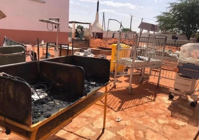 Incendie à l'hôpital de Linguère : les premiers résultats de l'enquête