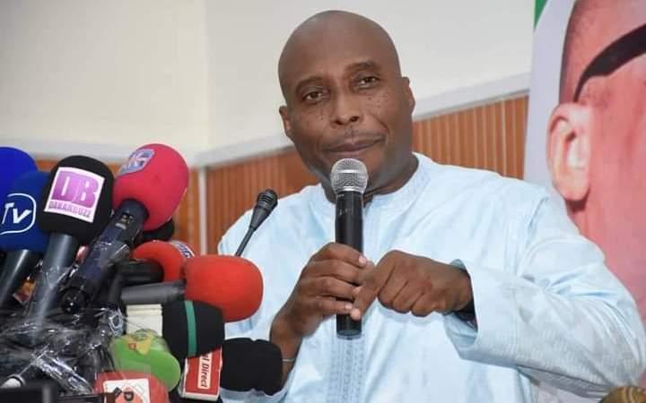 Mairie de Dakar : Barthélémy Dias dépose sa candidature à la commission d'investiture de Yewwi Askan Wi