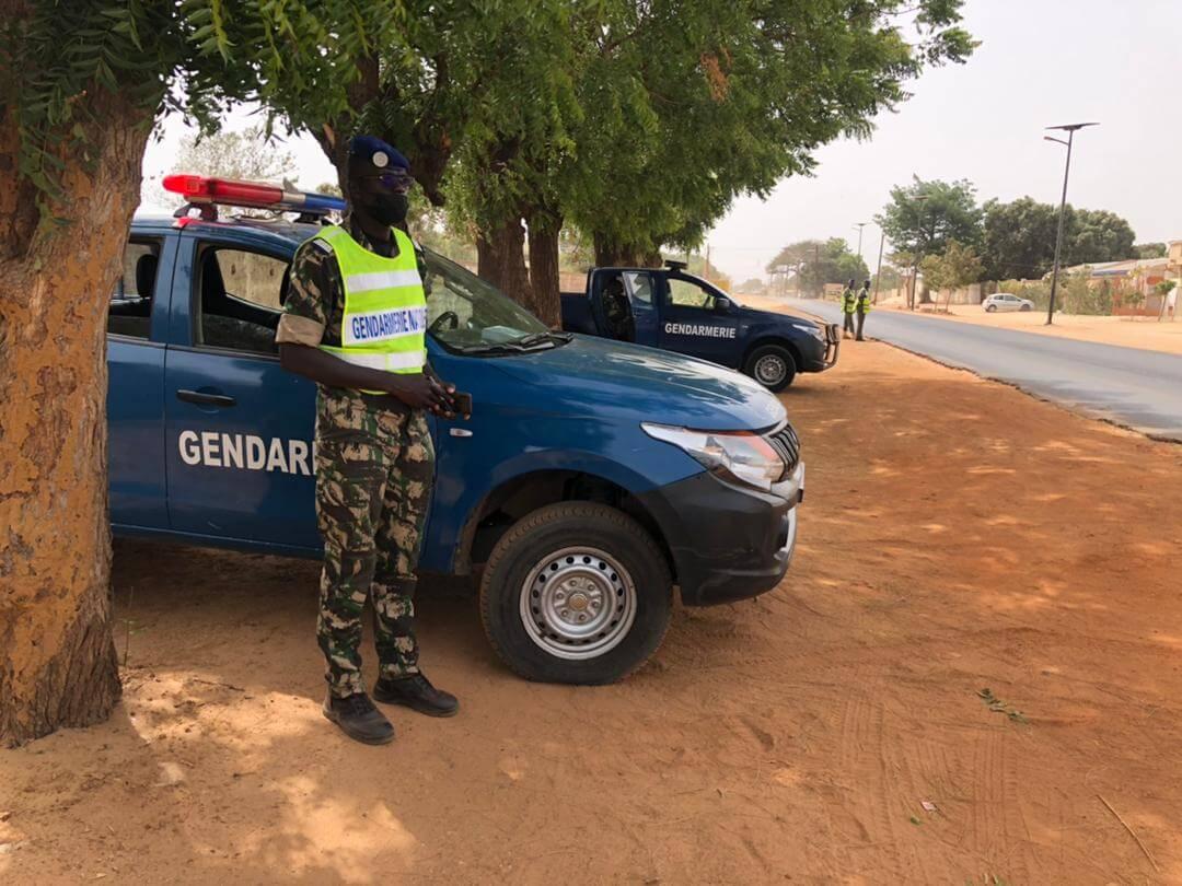 Nianing : 120 gendarmes mobilisés pour freiner Guy Marius Sagna et ses partisans