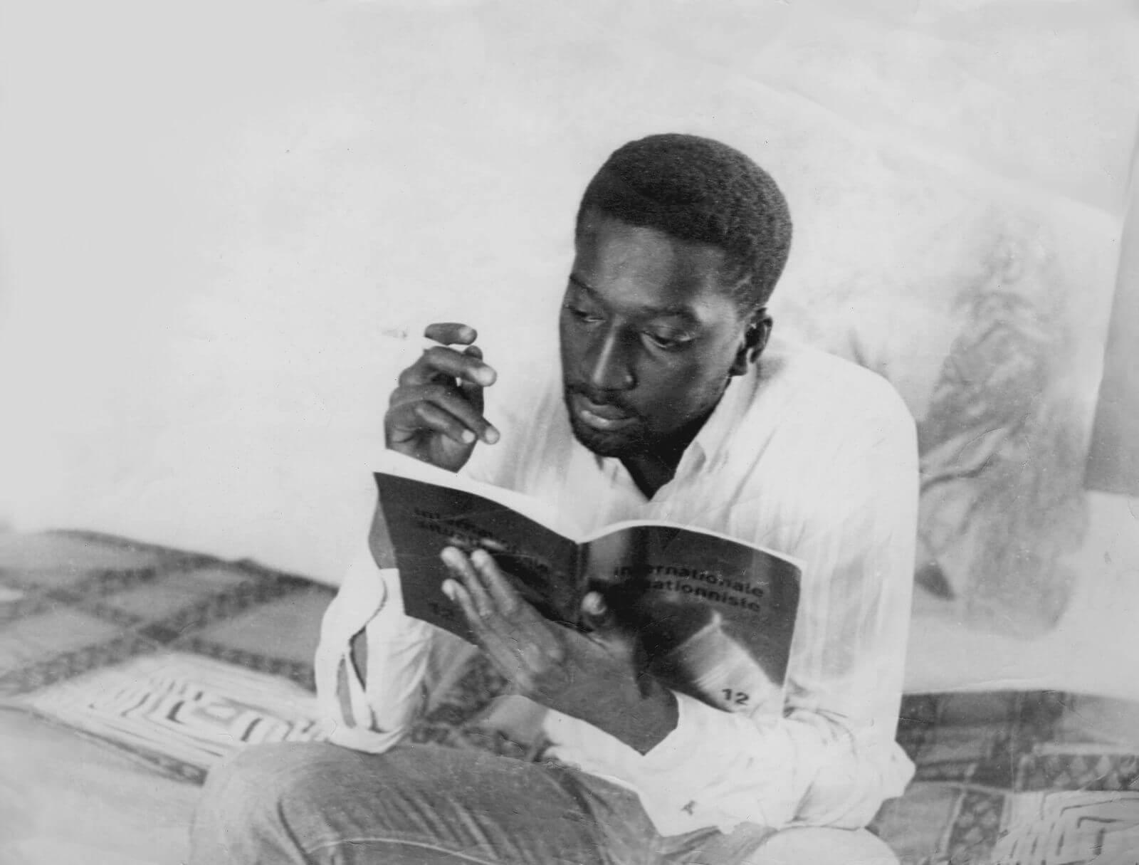 Portrait   Omar Blondin Diop, un destin prématuré