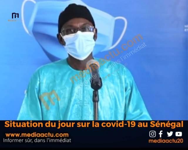 Covid-19 au Sénégal
