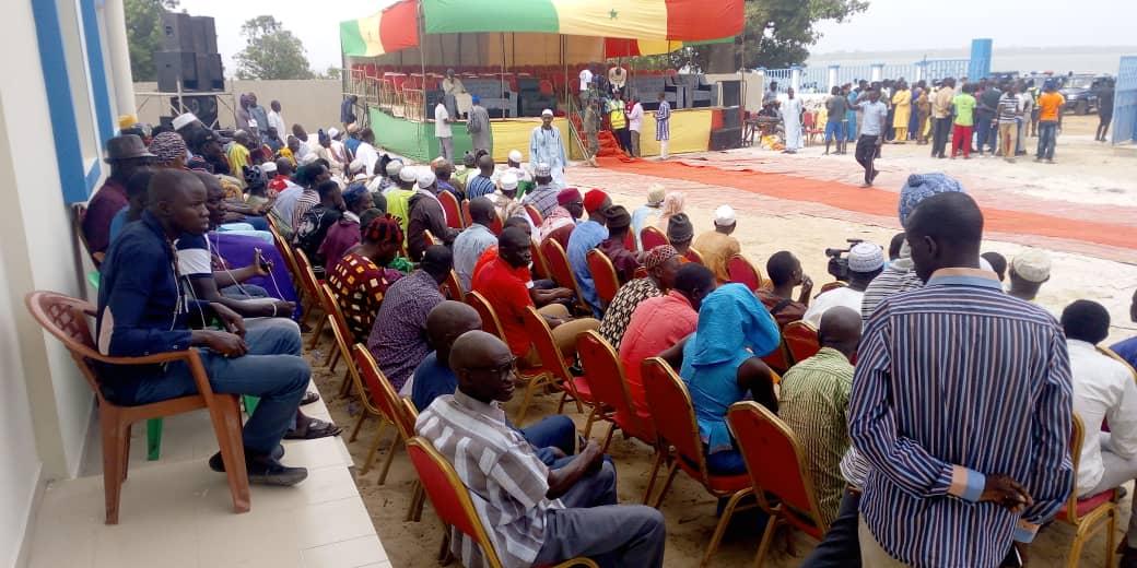 Santé : Sadio Mané inaugure un centre de santé d'un coût de 350 millions FCFA à Bambaly, son village d'origine (Casamance)