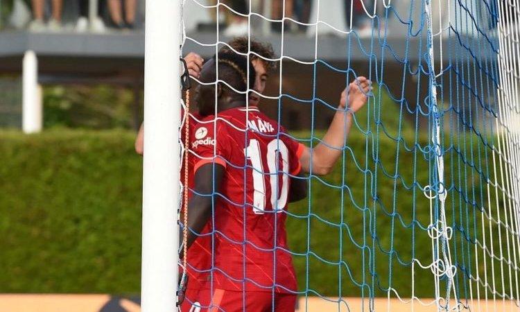 Liverpool : Sadio Mané démarre avec un but