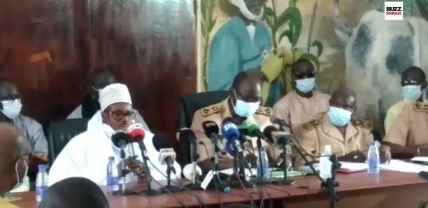 Magal de Touba : le porte-parole du khalife général des mourides sensibilise les disciples