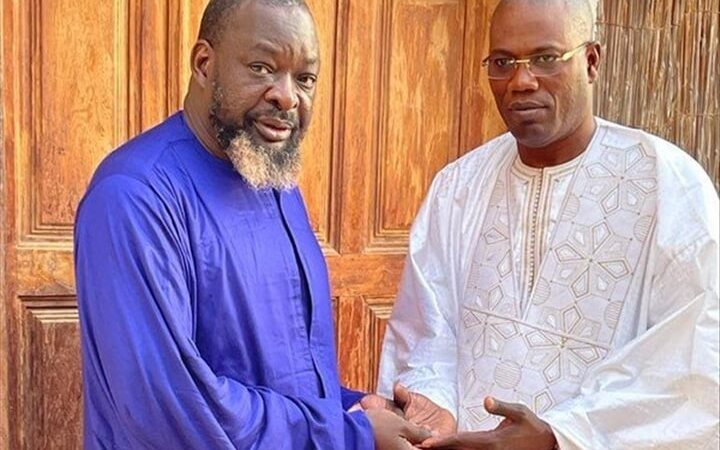 Darou Mousty : Le député Cheikh Abdou Bara Doly chez le marabout de Sonko