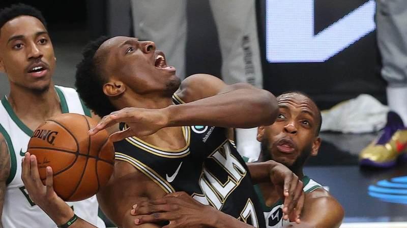 Basket: vainqueurs d'Atlanta, les Milwaukee Bucks rejoignent les Phoenix Suns en finale NBA
