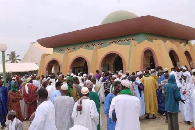Tabaski : la prière collective des disciplines de Baye Niass de Dakar annulée