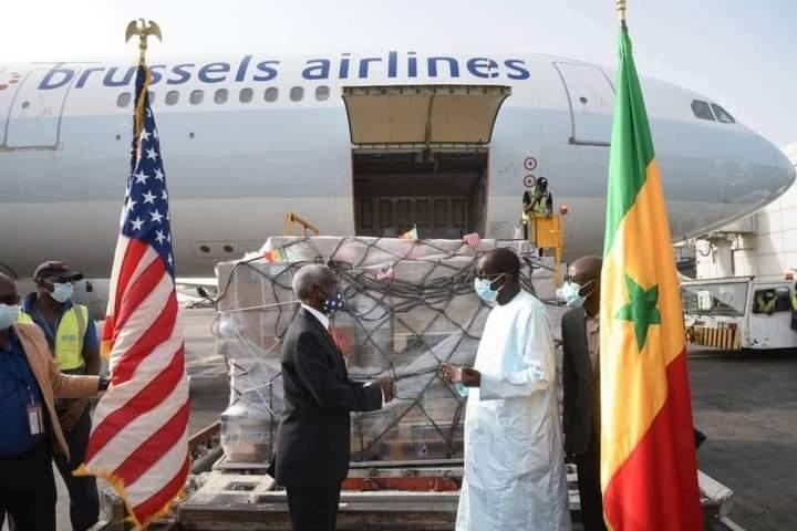 Variant Delta : le Sénégal reçoit 151 200 doses du vaccin Johnson & Johnson