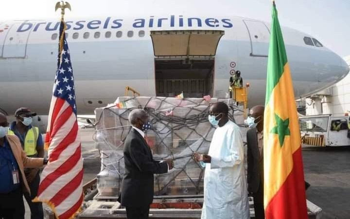 Covid-19 : les États-Unis offrent 336.000 doses supplémentaires du vaccin Johnson & Johnson au Sénégal