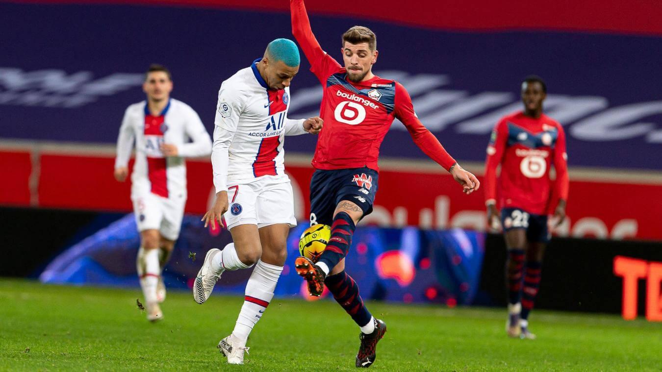 Trophée des champions : PSG avec wijnaldum, mais sans Mbappé face au Lille, ce dimanche
