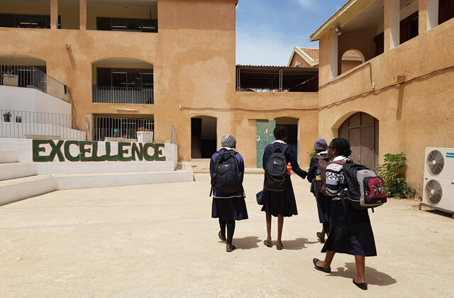 Éducation : La maison d'éducation Mariama Ba sera érigée en Lycée d'Excellence en octobre prochain (Président)