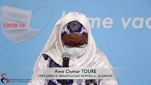 « La thrombose est la complication majeure de la covid-19 », révèle Pr Hawa Oumar Touré