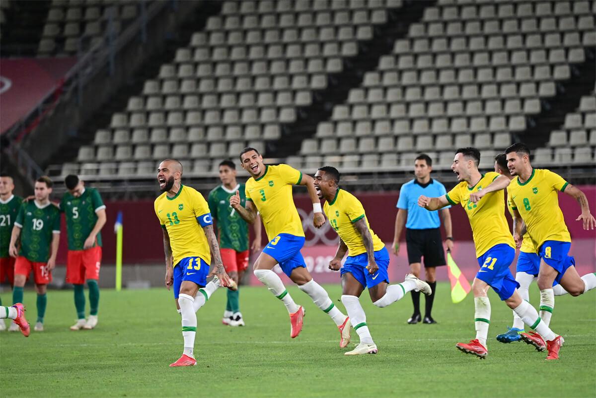 Jeux Olympiques : le Brésil et l'Espagne se retrouvent en finale